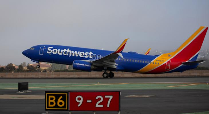Southwest Airlines Announces Destinations from Santa Barbara Airport