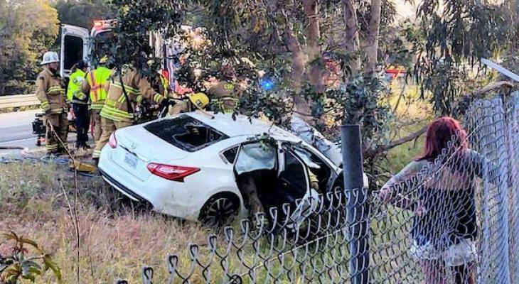 Fatal Traffic Collision Near Padaro Lane