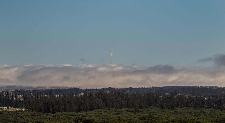 SpaceX Falcon 9 Launch Success on Sunday