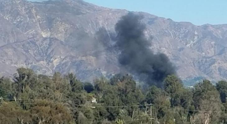 Fire in Montecito?