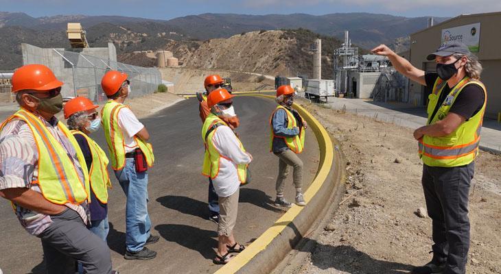 Tajiguas Landfill as an Environmental Leader