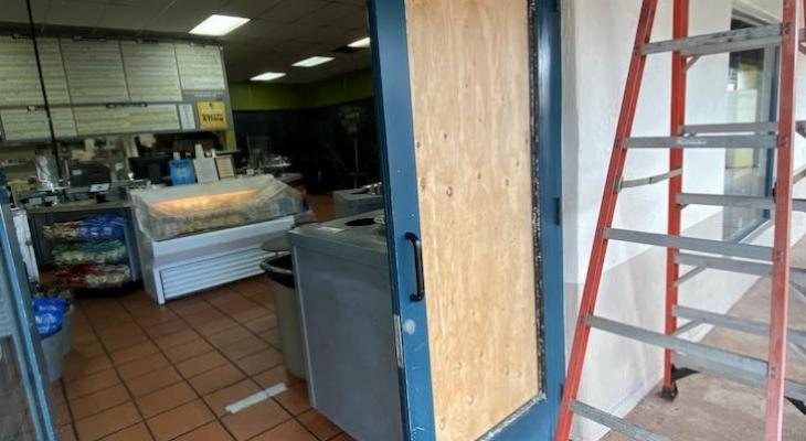 Four Burglaries at South Coast Businesses