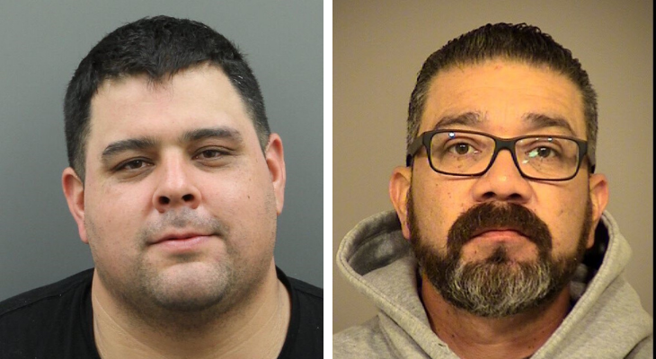 Sheriff's Employees Arrested for Sexual Assault