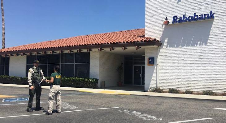 "Goleta Bank Robber Dead, Believed to be ""Faux Badge Bandit"""
