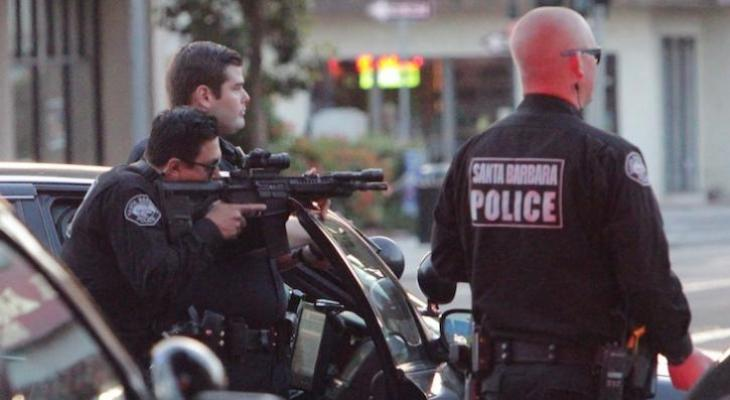 Five Armed Robbery Suspects Arrested at Gunpoint