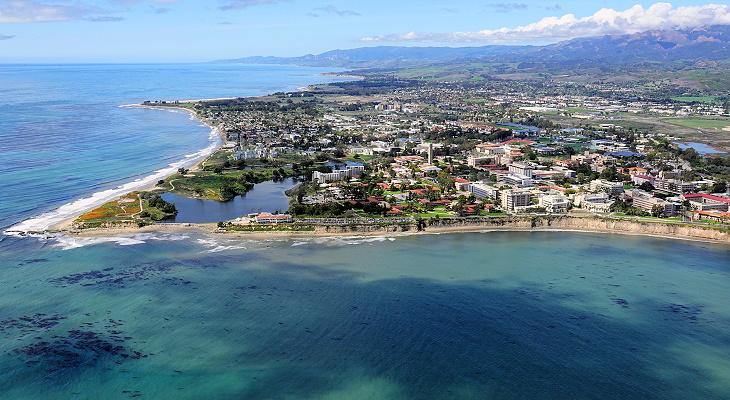 UCSB Ranked on America's Best Value Colleges