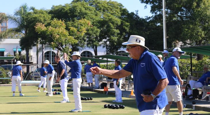 80th Anniversary of Santa Barbara Lawn Bowls Club