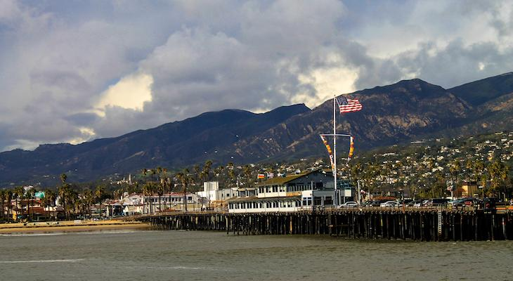 Santa Barbara Ranked #1 Best Place to Live for the Weather