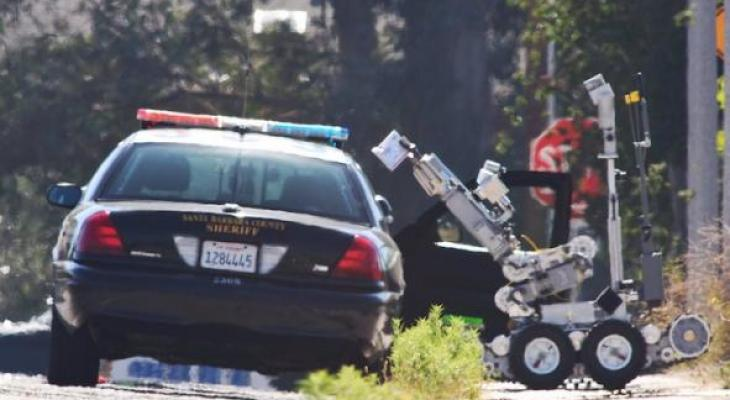 Suspicious Package Investigation in Isla Vista