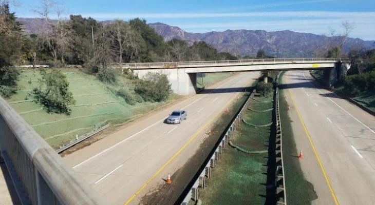 Highway 101 is Now Open