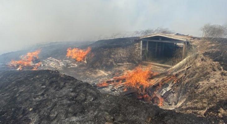 Ballard Fire 50% Contained