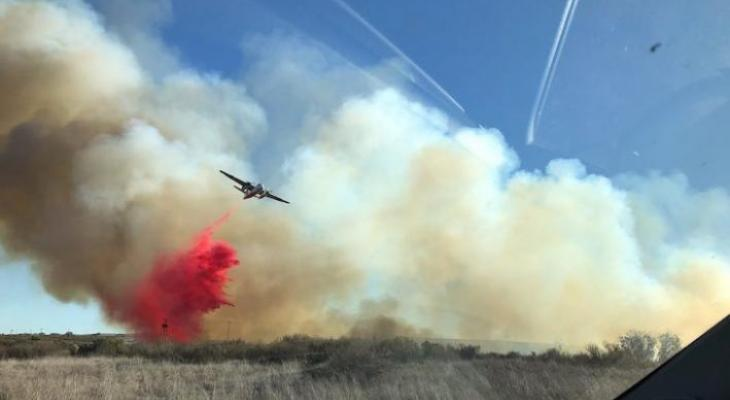 Rancho Sisquoc Brush Fire 50% Contained