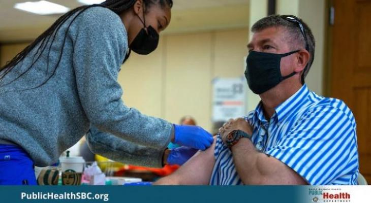 Public Health Adjusts Vaccination Strategy to Meet the Needs of the Community