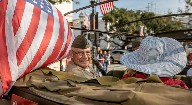 Veteran's Weekend Celebrations in Santa Barbara