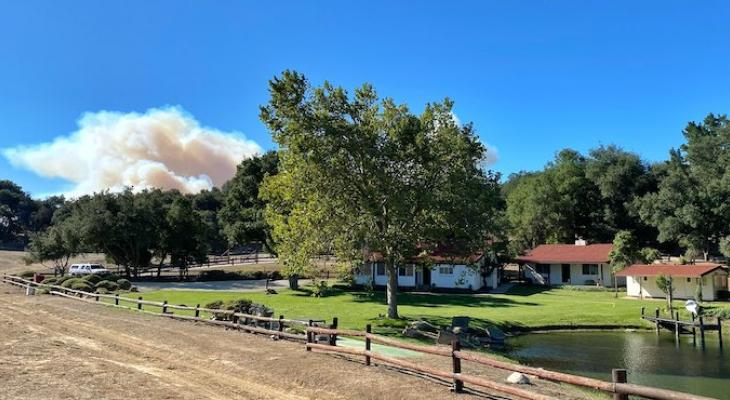 Board of Supervisors Approve Local Emergency Declaration for Alisal Fire