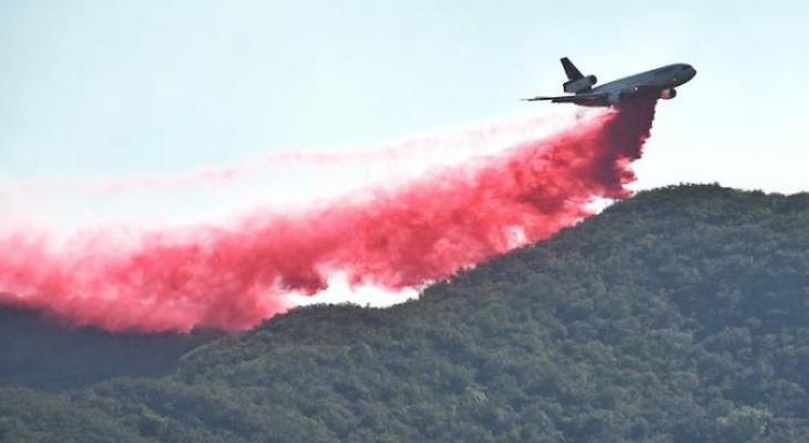 Alisal Fire: 17,200 Acres, 50% Containment