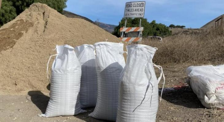 Rain Headed to Santa Barbara County Causes Concern