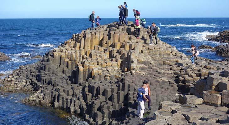 Ireland's Giant Causeway