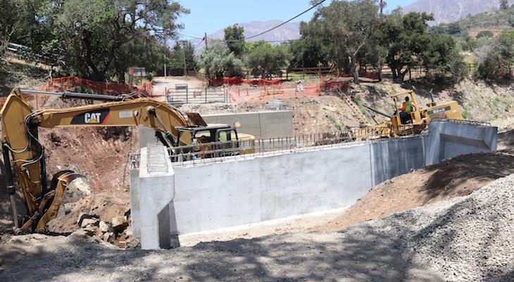 Caltrans Continues to Repair Bridges on SR-192