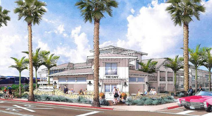 New Hotel Proposed for Downtown Carpinteria