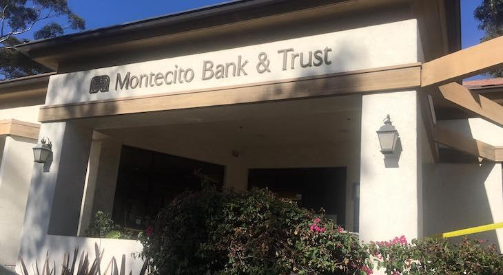 Bank Robbery in Montecito