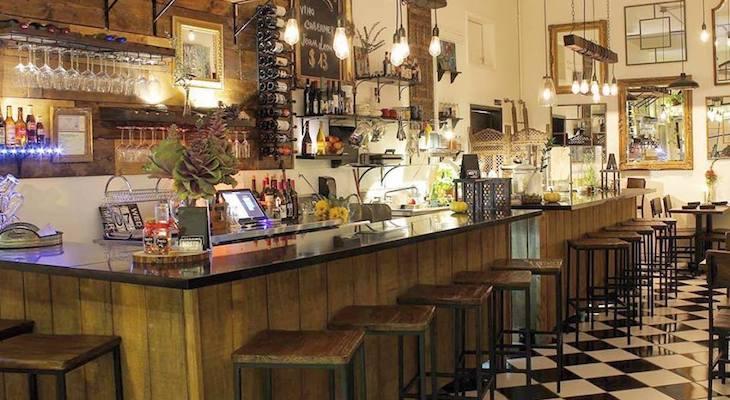 Restaurant Review: Mosto Crudo