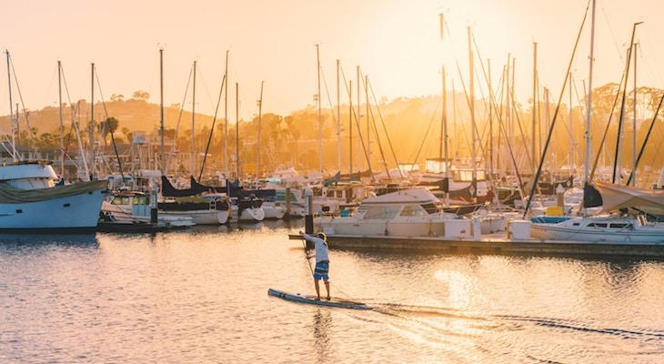 Santa Barbara Ranked 10th Best Small College City