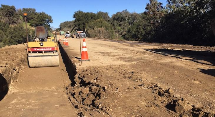 Highway 154 to Reopen March 6th