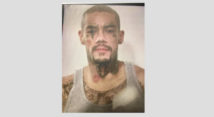 Santa Maria Police Search for Wanted Suspect