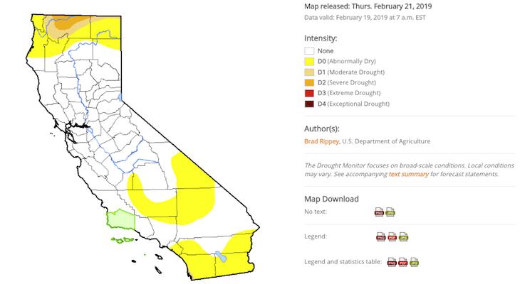 Santa Barbara Out of the Drought?