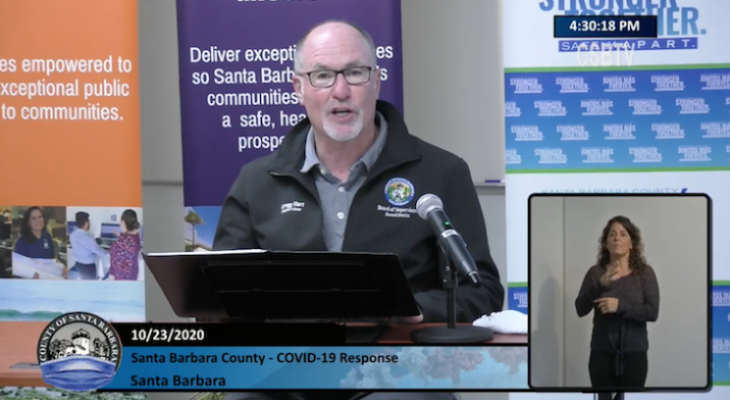 Isla Vista COVID-19 Outbreak to Prevent County from Reaching Orange Tier
