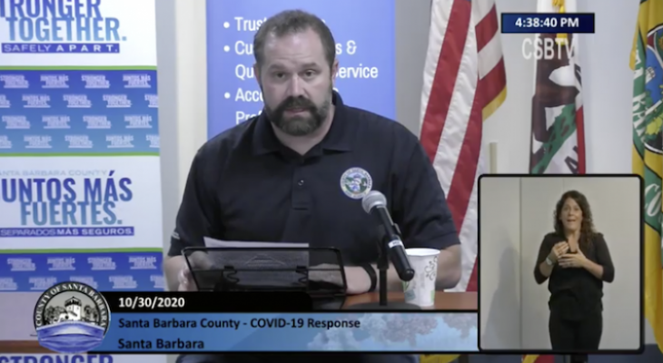 Isla Vista Still Concerns Public Health Department