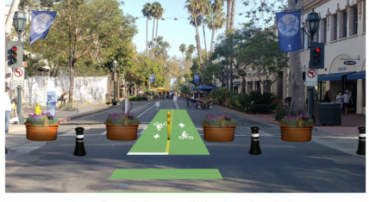 State Street Promenade Gets New Look