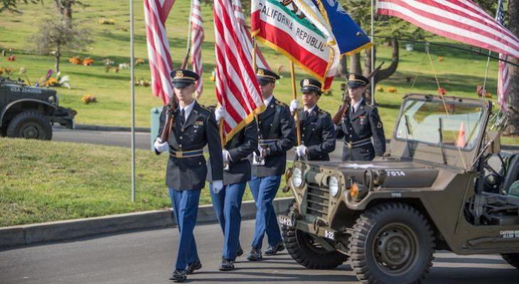 Veterans Day Ceremony on Monday