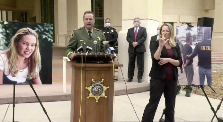San Luis Obispo Sheriff Arrests Suspect for Murder of Kristin Smart