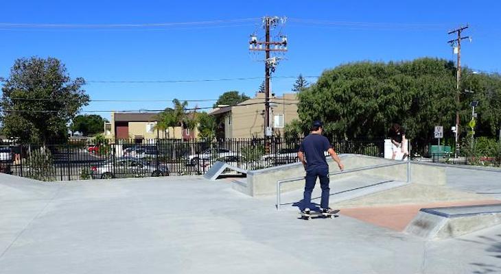 Goleta Gets a Skatepark