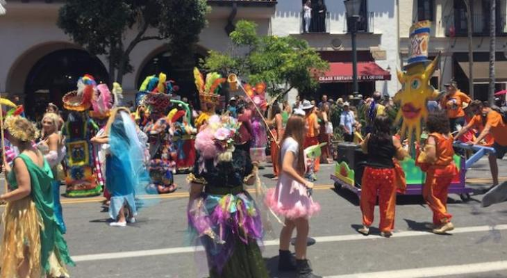 Solstice Parade & Drum Count Winner