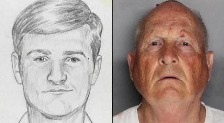 Police Arrest Suspected Golden State Killer, 6 Murdered in Local Area
