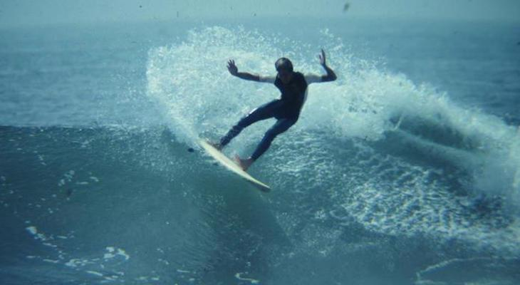 Goleta Surfing Update Joe Mickey