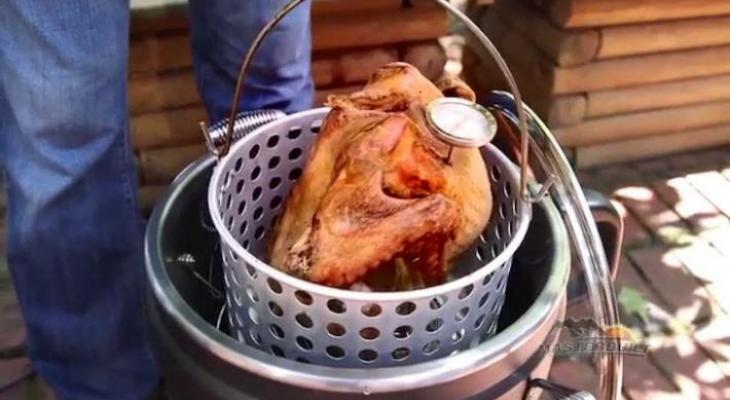 Turkey Fryer Safety Tips