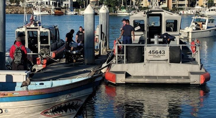 Man Medically Evacuated from Santa Cruz Island