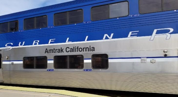 Pedestrian Struck and Killed by Amtrak Train