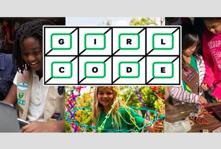 Girl Scouts Receives Google.org Grant to Provide Coding, Computer Science Workshops