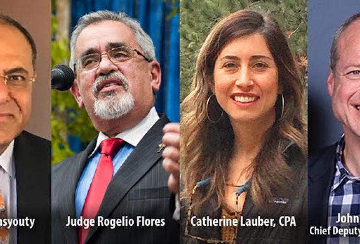 CADA Welcomes Four New Board Members