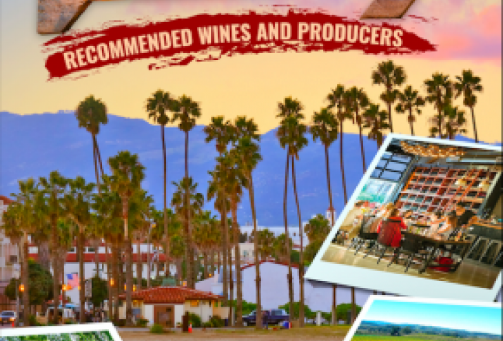 A Visitor-Friendly Guide to the Wines of Santa Barbara County