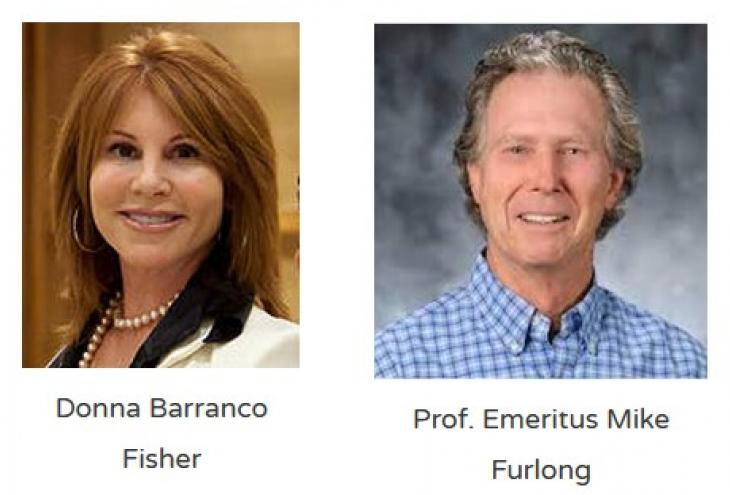 GLEN World welcomes two new board members: Donna Barranco Fisher and Michael Furlong