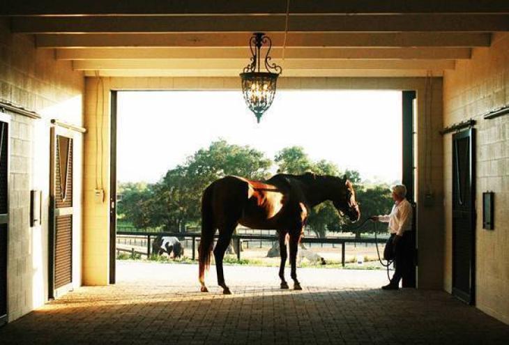 New Fairfield Farm equestrian facility brings East Coast-style riding club luxury to Santa Ynez