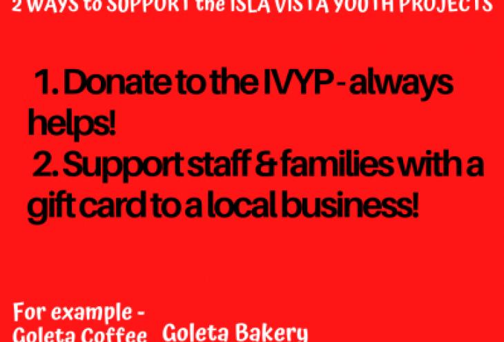 Isla Vista Youth Project Fundraiser