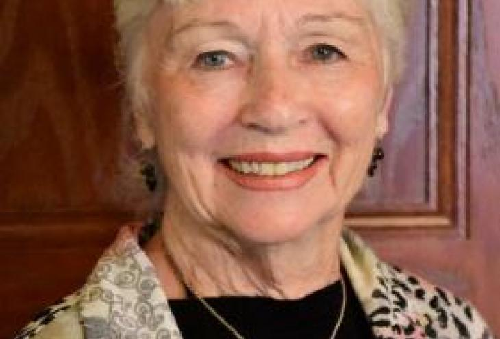 Transition House Auxiliary Elects Sally Stewart as Board President