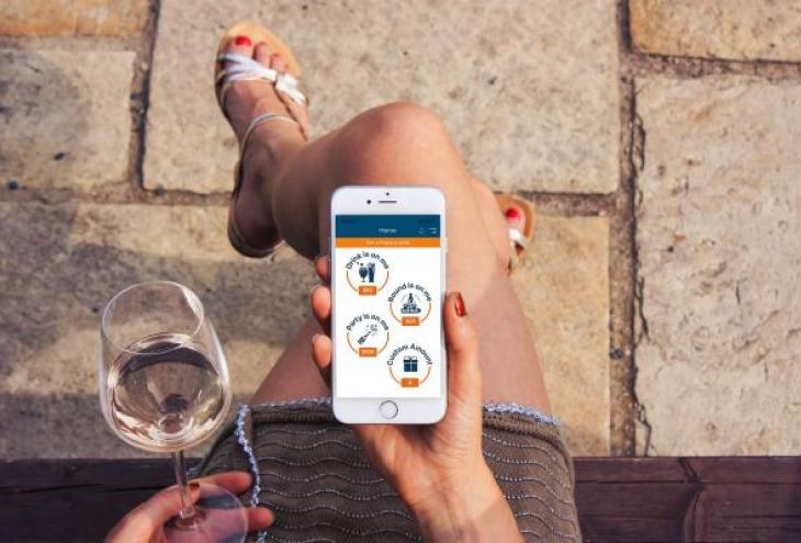 "New Mobile App GYDO ""Get Your Drink On"" Introduces the Drink-Gifting Revolution and is Now Available Worldwide through the Apple App and Google Play Store"